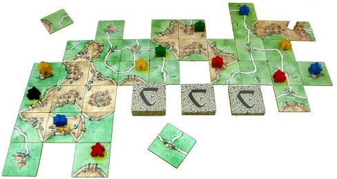 Carcassonne-tiles
