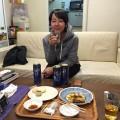 Airbnb日記 vol.82 〜女子が焼き鳥とビールを持って現れた〜