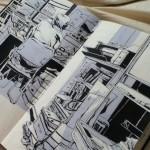 Airbnb日記 vol.87 〜フランス人のアーティストが来ています〜