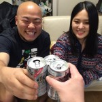 Airbnb日記 vol.85 〜韓国の超美女と超漢がやって来る〜