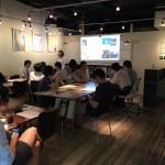 Airbnb日記 vol.107 〜5/30Airbnb主催のワークショップに参加しましたpart2〜
