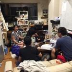 Airbnb日記 vol.108 〜ジャカルタから男女4人が突然来た〜