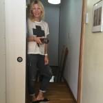 Airbnb日記 vol.116 〜ルーマニアからファッションデザイナー来た〜