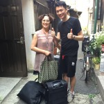 Airbnb日記 vol.120 〜上海からの親子〜