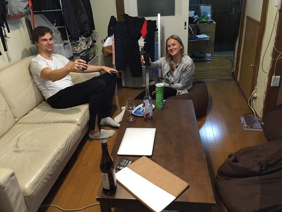 Airbnb日記 vol.132 〜リトアニア人が来るということが何を意味しているか〜