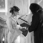 結婚式の誓いは、家庭の憲法。