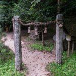 長崎県のテーマパーク「ハウステンボス」の中に、現世と冥府の境目を見つけた。
